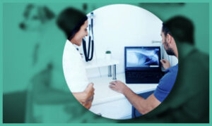 Diagnosis is predominantly based on clinical examination and X-ray
